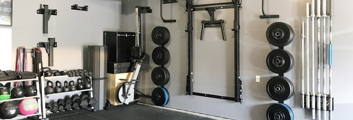 garage home fitness