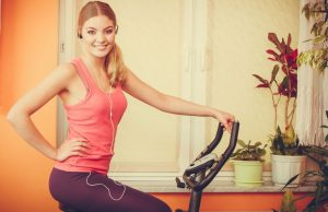 workout cyclette casa home