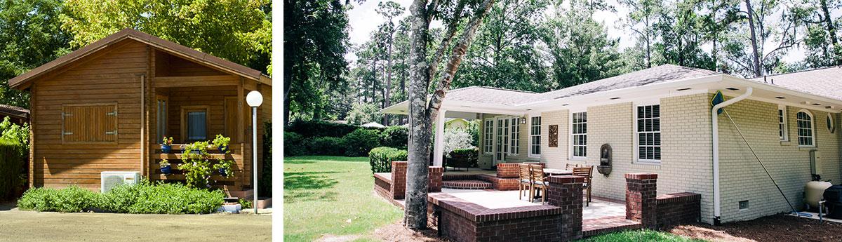 campeggio bungalow